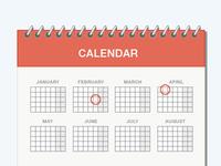 Sneakerly Calendar