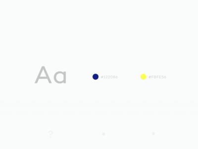 #Typehue Week 1: A design challenge duotone letter type typography challenge typehue