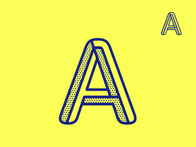 #Typehue 1: A typography typehue letter fbfe56 a 122086