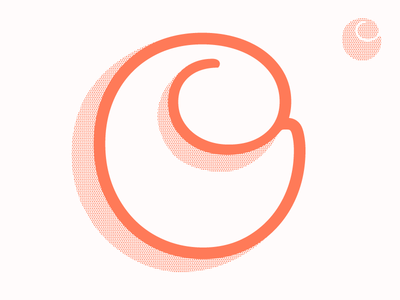 C by Magdalena Rogier via dribbble
