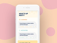 Dots – Parenting Platform from Action for Children