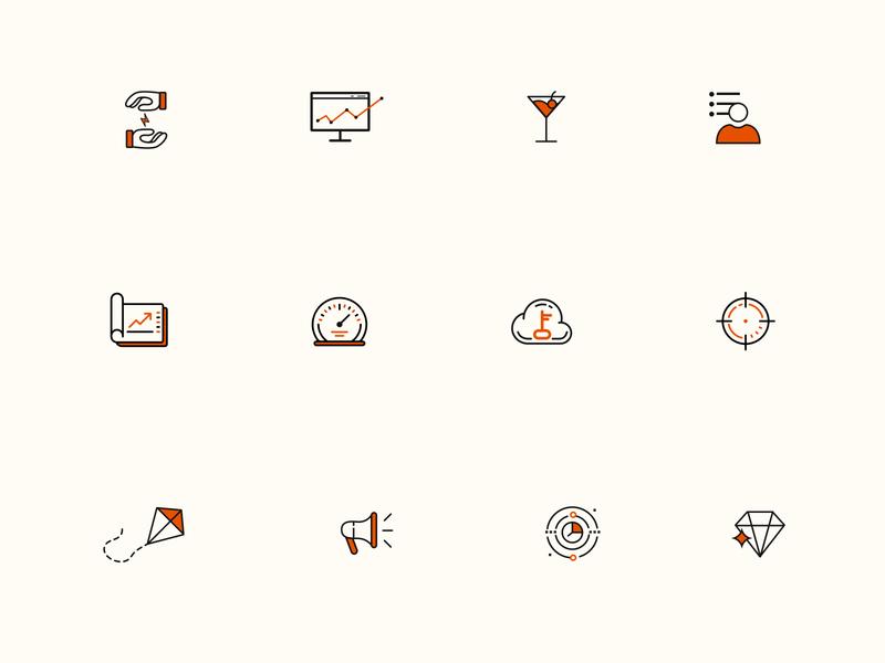 Keyword Tool Icons pixelart vector art colors keywords iconset vectors icon illustration graphic ui interface design web sketch