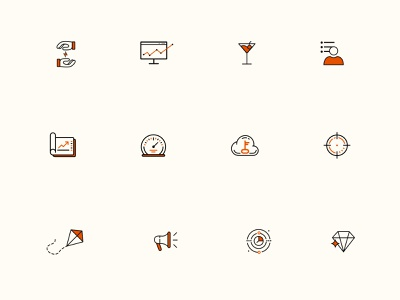Keyword Tool Icons pixelart vector art colors keywords iconset vectors icon illustration graphic ui interface design web sketch