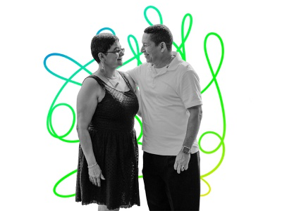 Parents photography parents dad mom family photoshop photo illustration procreate design graphic design