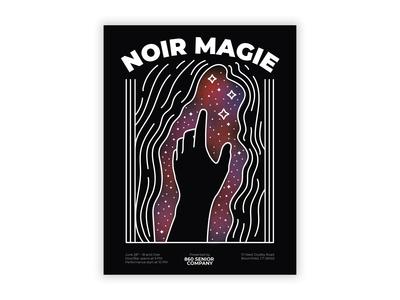 Noir Magie 1 of 3