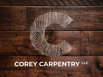 Corey Carpentry Logo