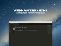 Webmasters - HTML slideshow