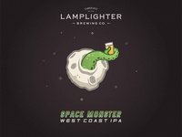 Lamplighter Brewing Co. Space Monster IPA