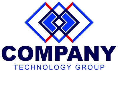 Technology Company Logo typography logo