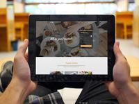Responive Restaurant Website
