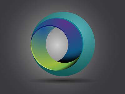 Circle Logo illustrator logo