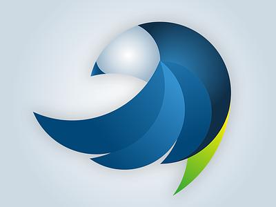 Bird Logo illustrator logo