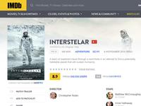 IMDb Concept (WIP)