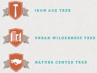 Trek Icon Development