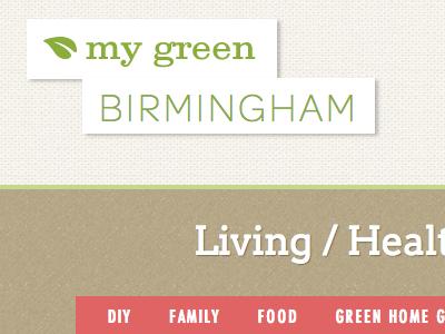My Green Birmingham arvo omnes