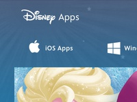 Disney Book Apps