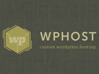 WPHost Identity - dark