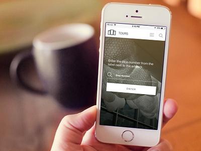 Birmingham Museum of Art - SmART Guide mobile app design audio tour mobile art muesum muesum