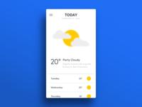 010 — Weather App