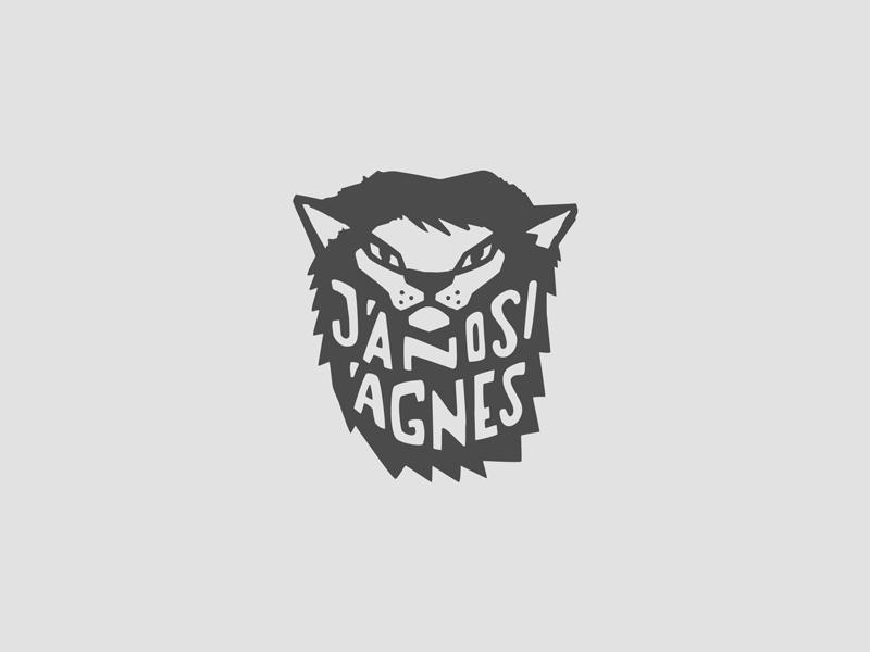 vince boldog Ágnes Jánosi Logo by Vince Boldog   Dribbble vince boldog