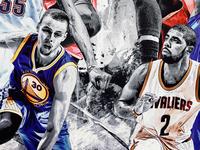 Foot Locker - NBA All-Star 2015 Artwork