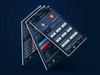 Original.odds - a sports betting app concept.