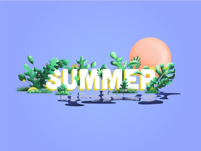 Summer Treat . Main Title