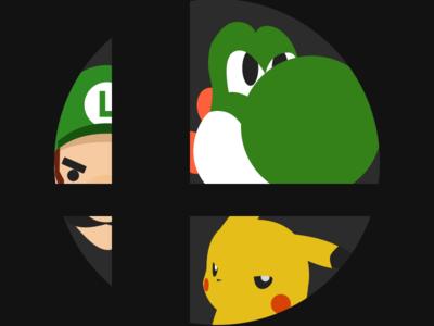 (16/100) Smash Bros