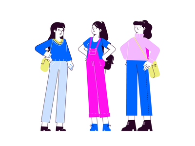 Character Concepts characters woman lady character design