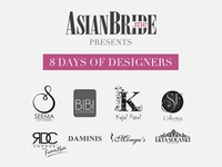 8 Days of Designers Campaign