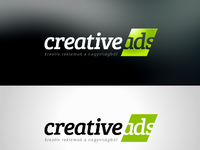 Creativeads logo samples