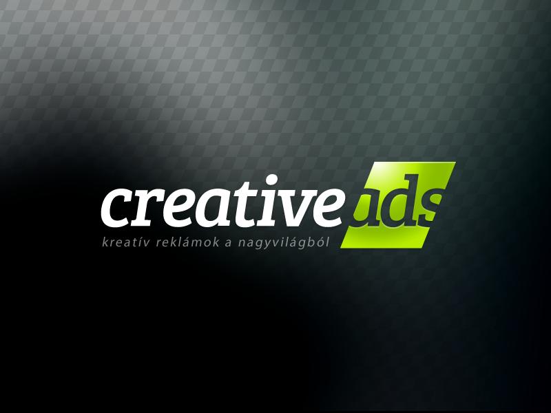 CreativeAds Identity pattern ads design brand blog logo branding identity creative