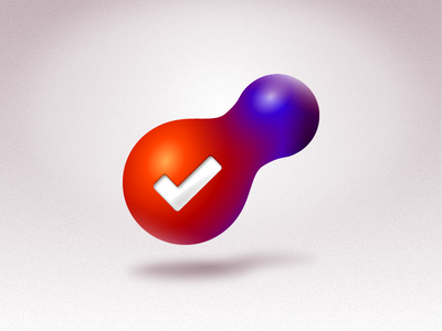 Fluido App Logo icon brand branding logo todo taskmanager bubble app fireworks design fluid