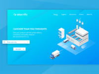 Alacrity Delivery Services