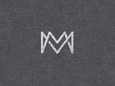 MM Logo Mark corporate style brand identity litvinenko studio creative inspirationwedding logo idea simplelogo m crown logo crown luxury branding mm monogram mm logo line art logo minimalism logo design monogram logo m monogram m logo