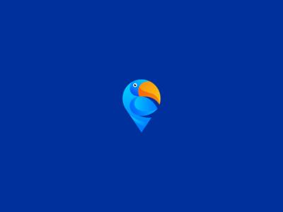 Toucan logo mark