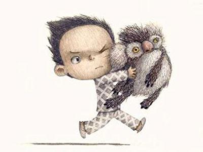 I don't Like Koala i dont like koala kidlit children book illustration charles santoso