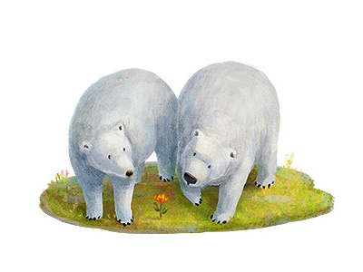 Ida, Always charles santoso kidlit book polar bears picture book