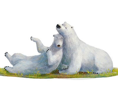 Gus & Ida 2 charles santoso kidlit book polar bears picture book