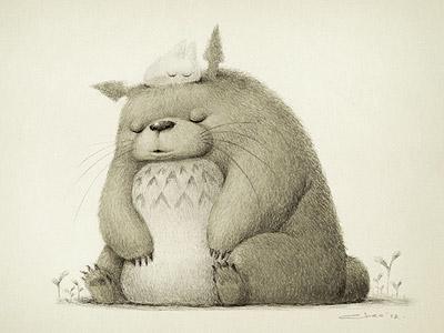 Totoro charlessantoso