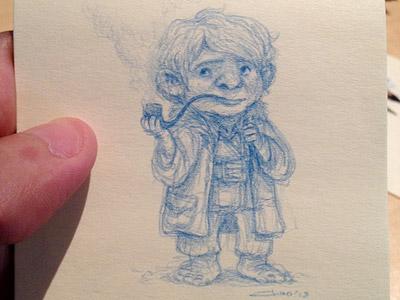 Hobbit small