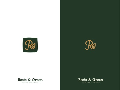 Roots & Green Logo