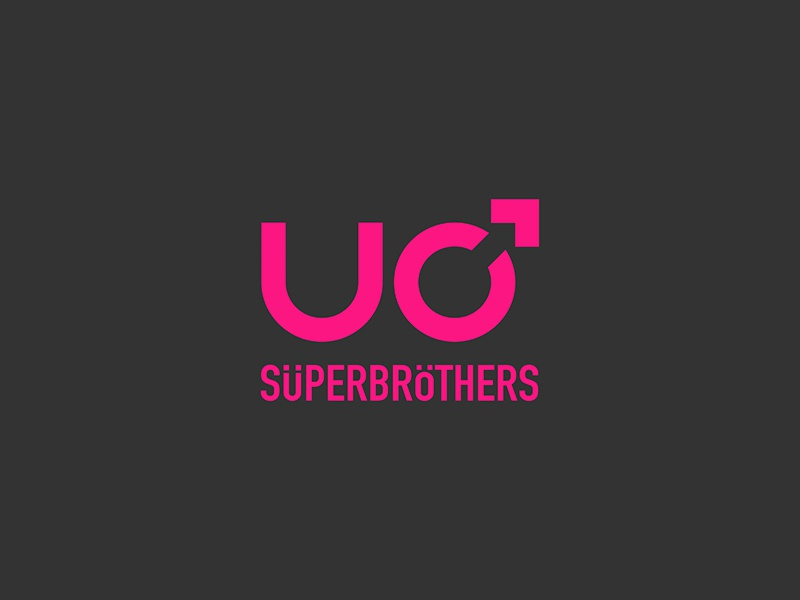 Supperbrothers Fashion Branding typography type print packaging old logo lettering design branding