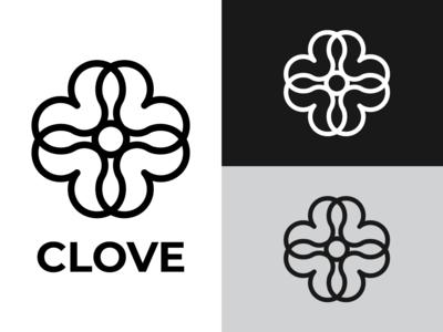 Сlover+Love LOGOTYPE