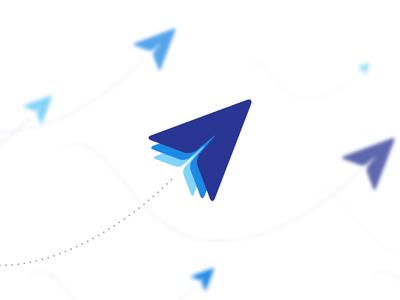 Branding (Plane+Arrow+Wings)