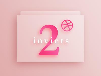 2 Invites prospect players invite invitation giveaway free dribbble draft design