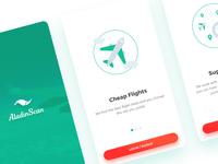 INTRO ~ AladinScan App