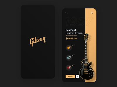 Gibson Concept App