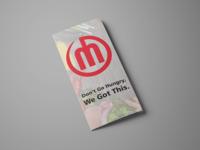 Meals On Wheels Brochure Design