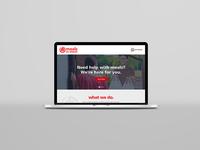 Meals On Wheels Website Design